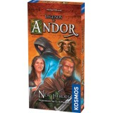 Legends of Andor: New Heroes Expansion