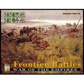 Battles of 1866: The Frontier Battles