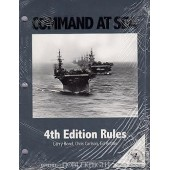 Command at Sea, 4th Edition Rules and Jumpstar