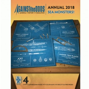 Against the Odds #2018 Annual - Sea Monsters!