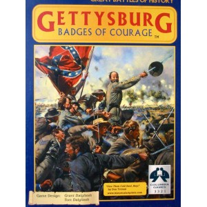Gettysburg: Badges of Courage