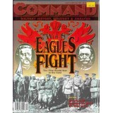Command Magazine #25:  When Eagles Fight (絕版貨)