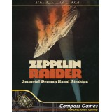 Zeppelin Raider: Imperial German Naval Airships