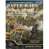 Paper War : Issue 96: Rally 'Round the Flag: Battles of Perryville and Stones River