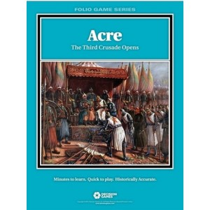 Acre: The Third Crusad Opens