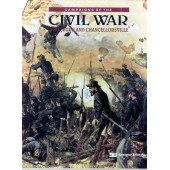 Campaigns of the Civil War: Vicksburg and Chancellorsville (絕版貨)