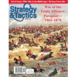 Strategy & Tactics #245 - The Triple Alliance War