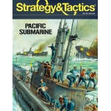Strategy & Tactics #311 - Pacific Subs (Solitaire)