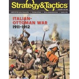 Strategy & Tactics #325 - Italian-Ottoman War