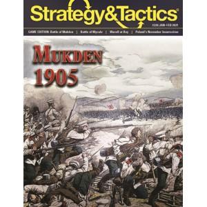 Strategy & Tactics #326 - Mukden 1905