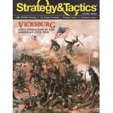 Strategy & Tactics #328 - Vicksburg: The Assault On Stockade Redan