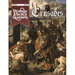 Strategy & Tactics Quarterly #7 - Crusades