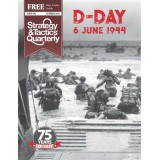 Strategy & Tactics Quarterly #6 - D-Day 75th Anniversary