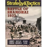 Strategy & Tactics #329 - The Shanghai-Nanking Campaign 1937