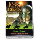 Lord of the Rings TCG: Mount Doom Sam Starter