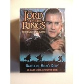 Lord of the Rings TCG: Battle of Helms Deep Legolas Starter