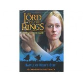 Lord of the Rings TCG: Battle of Helms Deep Eowyn Starter