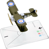 Wings of War: Sopwith Snipe (Baker)