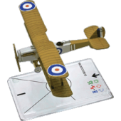 Wings of War:De Havilland D.H. 4(Cadbury & Leckie)
