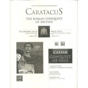 Caratacus: The Roman Conquest of Britian (絕版貨)