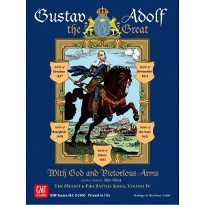 Gustav Adolf the Great: With God and Victorious Arms (絕版貨)