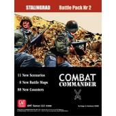 Combat Commander: Battle Pack #2: Stalingrad, 3rd Printing