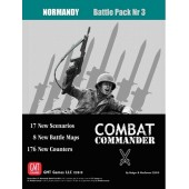 Combat Commander Battle Pack #3: Normandy Second Printing