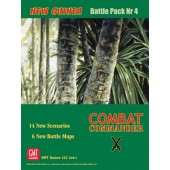 Combat Commander: Battle Pack #4 - New Guinea Second Printing