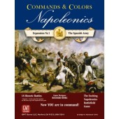 Commands & Colors: Napoleonics Expansion: The Spanish Army