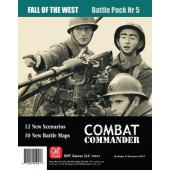 Combat Commander: Battle Pack #5 -The Fall of the West Second Printing