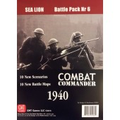 Combat Commander: Battle Pack #6 – Sea Lion Second Printing