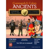 Commands & Colors: Ancients Expansions #2 and #3 - Rome vs the Barbarians; The Roman Civil Wars
