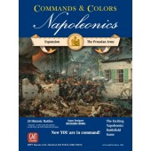 Commands & Colors: Napoleonics Expansion: The Prussian Army