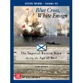 Blue Cross, White Ensign