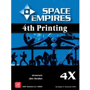 Space Empires, 4th Printing