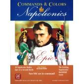 Commands & Colors: Napoleonics Expansion 6: EPIC Napoleonics