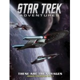 Star Trek Adventures RPG: These are the Voyages, Vol. 1