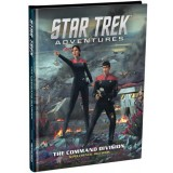 Star Trek Adventures: Command Division (Star Trek RPG Supp