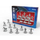 Star Trek Adventures: Next Generation Away Team (32MM Minis Box)