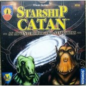 Starship of Catan 2 players game (絕版貨)
