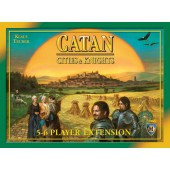 Settlers of Catan: Cities & Knights 5-6 Player Extension