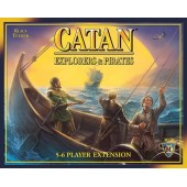 Settlers of Catan: Explorers and Pirates 5-6 Player Extension