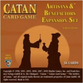 Catan Card Game: Artisans and Benefactors Expansion
