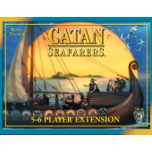 Settlers of Catan: Seafarers 5-6 Player Extension
