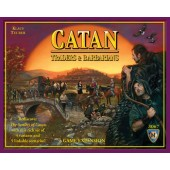 Settlers of Catan: Traders and Barbarians Expansion 卡坦島商人與野蠻人擴充英文版