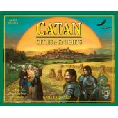 Settlers of Catan: Cities and Knights Expansion 卡坦島騎士擴充英文版