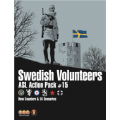 ASL Action Pack #15: Swedish Volunteers