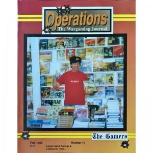 Operations Magazine #10 (絕版貨)