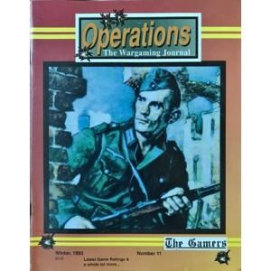 Operations Magazine #11 (絕版貨)