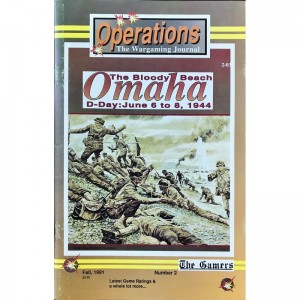 Operations Magazine #2 (絕版貨)